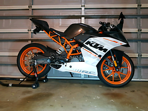 KTM RC 390 Helensvale Gold Coast North Preview