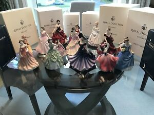 Beautiful Royal Doulton Collection! Mint condition!