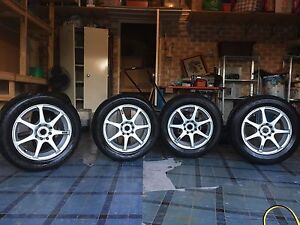 15 x 6.5 in Japanese Rims Hornsby Hornsby Area Preview