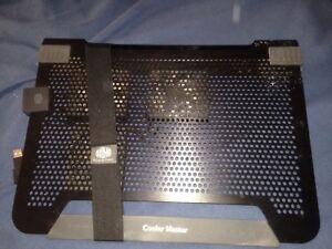 Cooler master - USB powered laptop cooling pad.