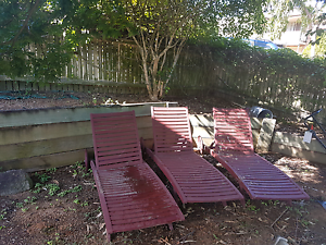 Free 3 x sunlounges Forest Lake Brisbane South West Preview