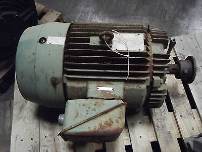 Reliance 30 Hp 3 Phase Industrial Motor