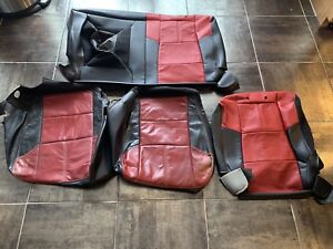 Lariat outlaw seat covers