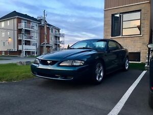 FORD MUSTANG GT 5.0L 1995 échange / trade