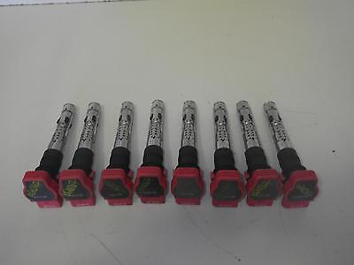 05-06 AUDI S4 Coils Complete Set