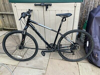 Specialized Ariel Sport Disc Womens Hybrid Bike Excellent Condition