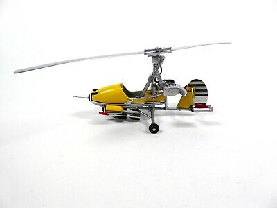 Little Nellie Helicopter James Bond 007 -1:43 Diecast Model Car DYG1