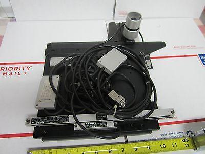 Microscope Part Stage Micrometer Leitz Leica Orthoplan Ergolux Etc. Bin60-531