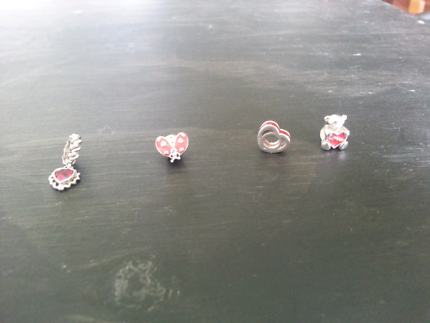 Pandoras & Bracelet.