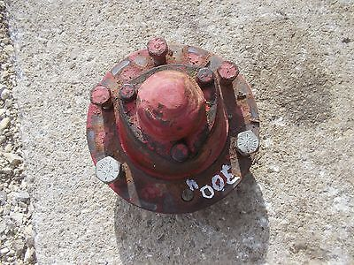 International 300 350 Utility U Tractor Ih Ihc Front Hub For Spindle Cap Studs