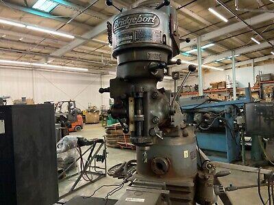 Bridgeport Milling Machine Used