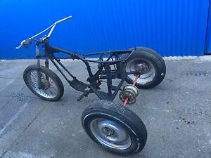TRIKE WITH YAMAHA FRONT END St Agnes Tea Tree Gully Area Preview
