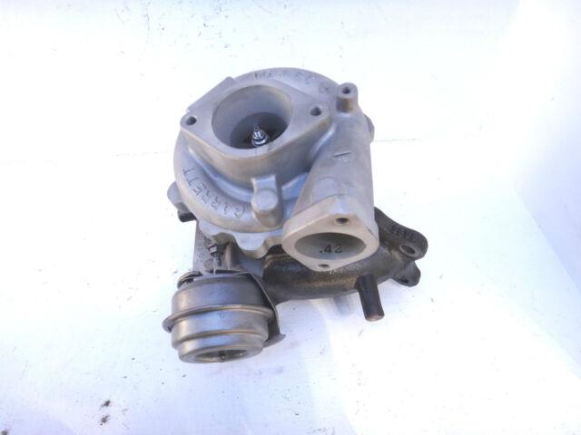 Turbocharger Nissan Navara / Pathfinder 2,5 DI (2006- ) 126 Kw 769708-1