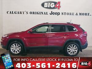 2016 Jeep Cherokee Limited   Leather  Pano Roof   V6