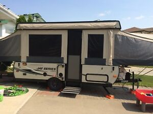 2015 Jayco trailer tent