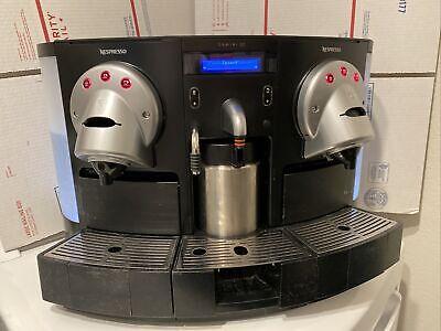Nespresso Professional Gemini 221 Cs224 Commercial Coffee Espresso Machine