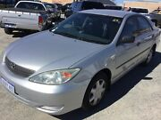 2002 Toyota Camry altise 2.4 auto Sedan Silver Sands Mandurah Area Preview