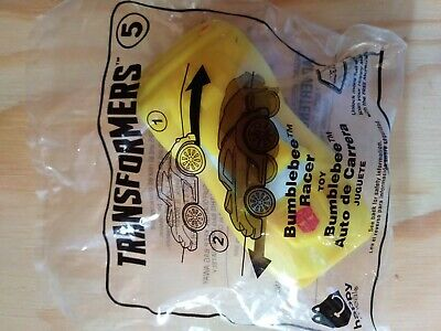 McDonald's Happy Meal Toy, Transformer, Bubble Bee Racer #5