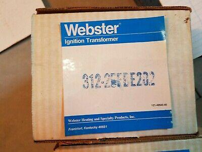 Webster 312-25fbe202 Ignition Transformer