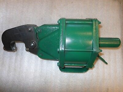 Cleco 24-b Pneumatic Rivet Squeezer With Yoke Aircraft Aviation Tool
