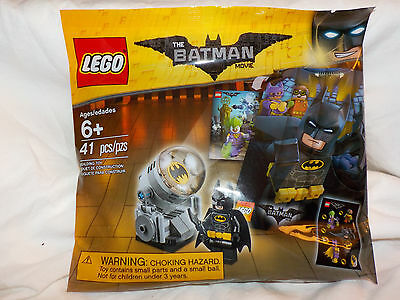 LEGO Batman Movie Bat Signal Promotion set polybag 5004930 100%  New minifigure