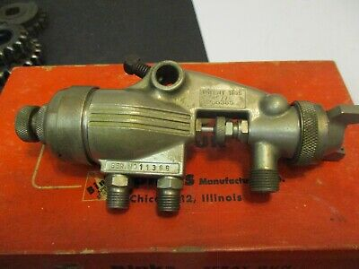 Binksmodel 21 Automatic Industrial Spray Gun Paint Striping