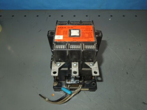 Asea EH 65 Size 2 1/2 Contactor 20-60HP 85A 600V Max no Lugs Used