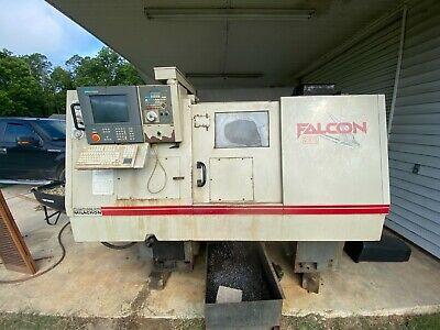 1997 Falcon 200 Cnc Lathewas Running Needs A Board