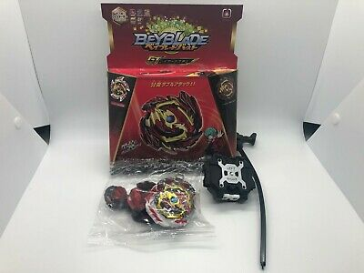 Beyblade BURST GT B-145 DX starter Venom Diabolos .Vn.Bl With Launcher Boxed USA