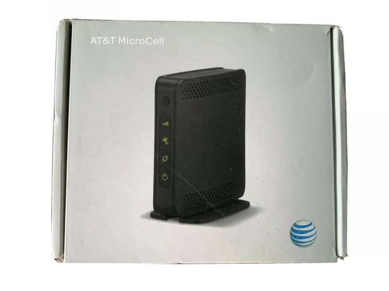 AT&T Wireless Cisco Microcell Extender DPH154 Signal Booster Tower - New In Box