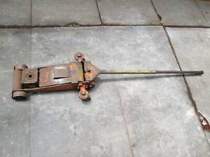 Vintage Trolley Jack Car Truck Mechanic Workshop Tools Boat Bus
