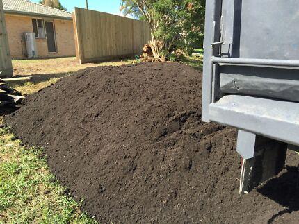 10m3 of Premium Underturf & Garden Soil $350 delivered  Carindale Brisbane South East Preview