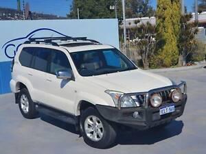 2006 Toyota LandCruiser PRADO GRANDE Automatic SUV Maddington Gosnells Area Preview