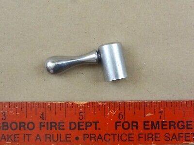 Nice Original Atlas Craftsman 10 12 Lathe Tailstock Ram Lock Nut Handle 9-42a