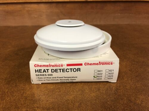 Chemetronics 603 Fixed Temperature Heat Detector