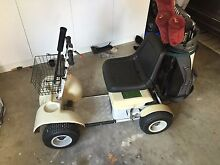 Golf buggy with full set off golf clubs Tewantin Noosa Area Preview