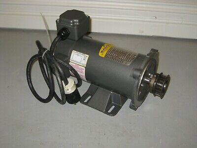 Baldor Cdp3335 Dc Electric Motor 12 Hp 90v Dc 2500rpm Frame-56c