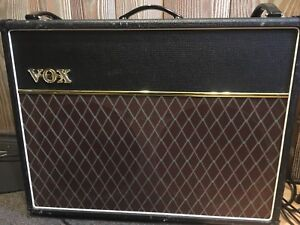 Vox AC30 Trade for Marshall/Hiwatt/Orange/Fender
