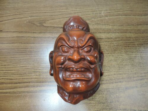 Iron Mask Interior For wall hanging Japan