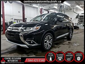 MITSUBISHI OUTLANDER GT 2016, AWD 7 PASSAGERS