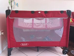 Baby removable cot Eight Mile Plains Brisbane South West Preview