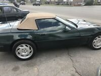 1995 Chevrolet Corvette CONV Convertible $12900.00 CERT London Ontario Preview
