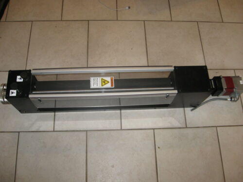 "Preco Web Lamination NIP Roll 24"" w/ Gearmotor ValueTrue 6 Kollmorgen  VT006-004"