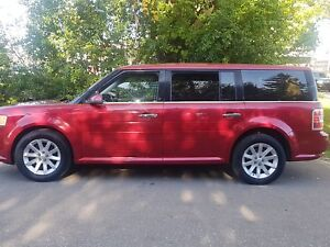 2009 Ford Flex SEL LEATHER  NAVI REV CAMERA $6975