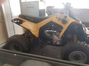 2007 Canam DS250 Bayview Darwin City Preview