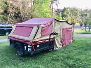 2011 GIC semi off-road camper trailer Carlingford The Hills District Preview