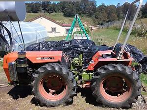4x4 AGRIA 30hp TRACTOR PACKAGE - INCLUDES ATTACHMENTS - GREAT BUY Ouse Central Highlands Preview