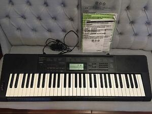 Casio Keyboard from Costco