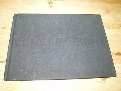 Jaguar Concept Eight Press Pack