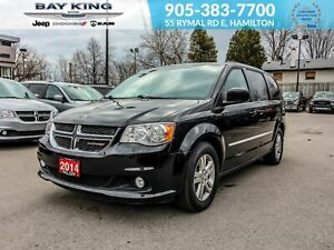 2014 Dodge Grand Caravan BLUETOOTH, HEATED SEATS, BACK UP CAM, T